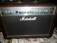Marshall 50w AC50R Acoustic Soloist Amp