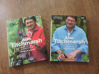 Alan Tichmarsh 'How to be A Gardener' Book one & Two