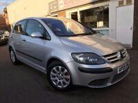 Volkswagen Golf Plus 1.9 TDI PD SE - warranted mileage