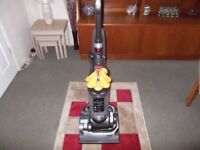 dyson dc 33 all floors upright vacuum cleaner vgc complete with full set of on board tools
