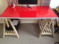 Ikea table top & legs