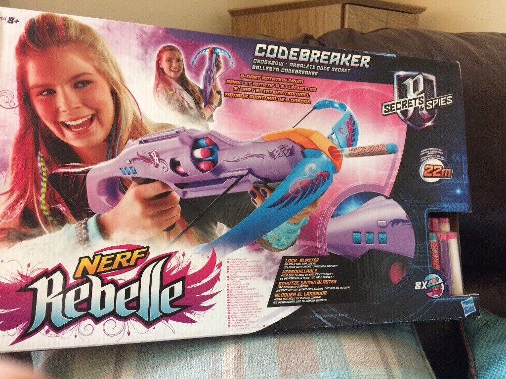 Nerf rebelle codebreaker