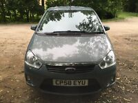 Ford C-Max 1.6 16V Zetec 5dr- Great Versatile and Spacious Family Car