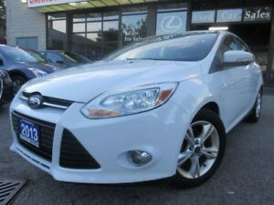 2013 Ford Focus SE-BLUETOOTH-AUTO -ONE OWNER-A/C