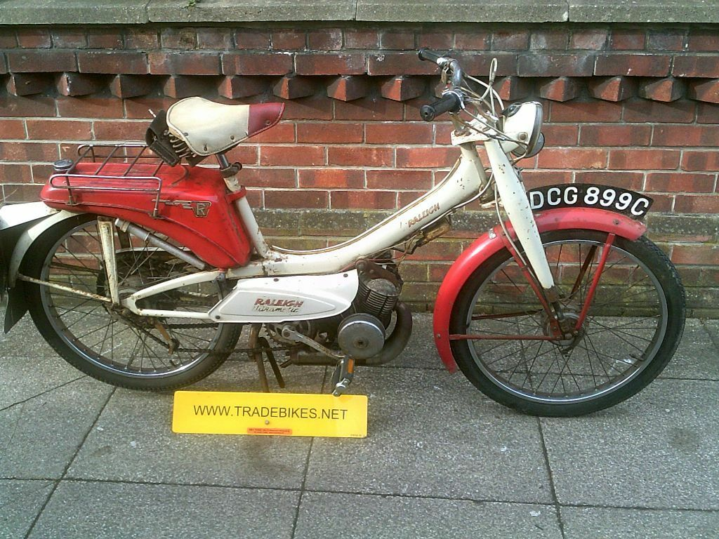 Raleigh runabout rm9 ultramatic 1965 in southsea for Yamaha of raleigh