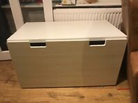Toy box/ storage/ Ikea: 2 available