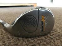 Cleveland Hi Bore Hybrid golf club / 2 iron / Reg flex / *Free post
