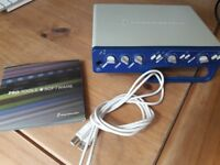 Mbox 2 & Pro Tools - low price for quick sale