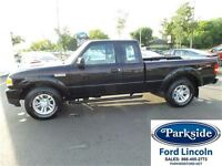 2010 Ford Ranger Sport 4wd 4.0 V6 Supercab with low kms