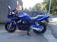 YAMAHA FZS 600 'FAZER' 2002
