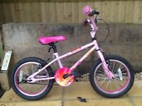 Childs (girls) bicycle