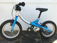 Little Big balance and pedal bike in good condition, free UK delivery
