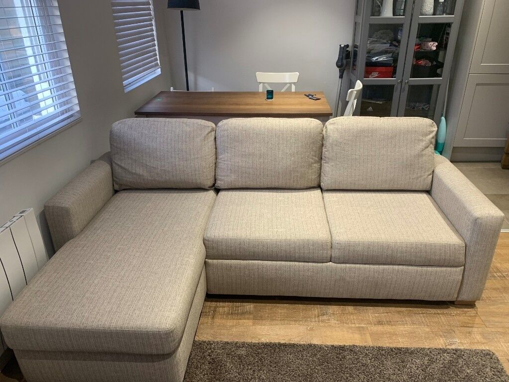 Superb Versatile John Lewis Sacha 3 Seater Sofa Bed In Perfect Condition For 600 In Tower Hamlets London Gumtree Gmtry Best Dining Table And Chair Ideas Images Gmtryco