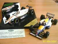 Nigel Mansell Formula 1 & Indy car