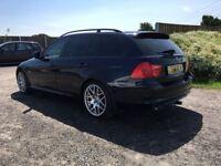 BMW 318D E91 LCI Touring / Estate like 320D