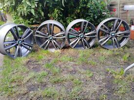 Genuine BMW Alloy Wheels style 442m 19''