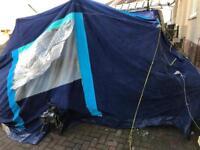 RacletTrailer tent