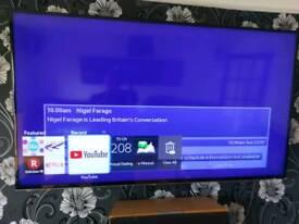 SAMSUNG UE55HU6900 4k LCD USB 2 Remotes voice control Wireless Hdmi