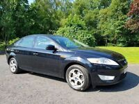 2008 Ford Mondeo 2.0 tdci 140bhp Zetec, FULL YEARS MOT! ONLY 79000 MILES! FULL SERVICE HISTORY!