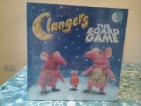 The Clangers Board Game