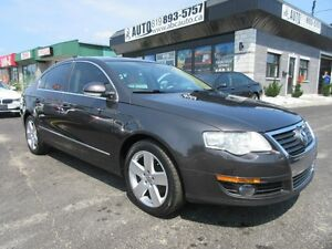 2009 Volkswagen Passat Sedan Comfortline - Leather - Sunroof