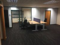 Furnished Ground Floor Office