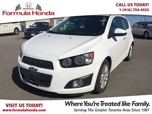 2014 Chevrolet Sonic | ACCIDENT FREE | ONE OWNER