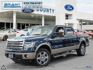 2014 Ford F-150 King Ranch - LOADED, CLEAN CARPROOF!