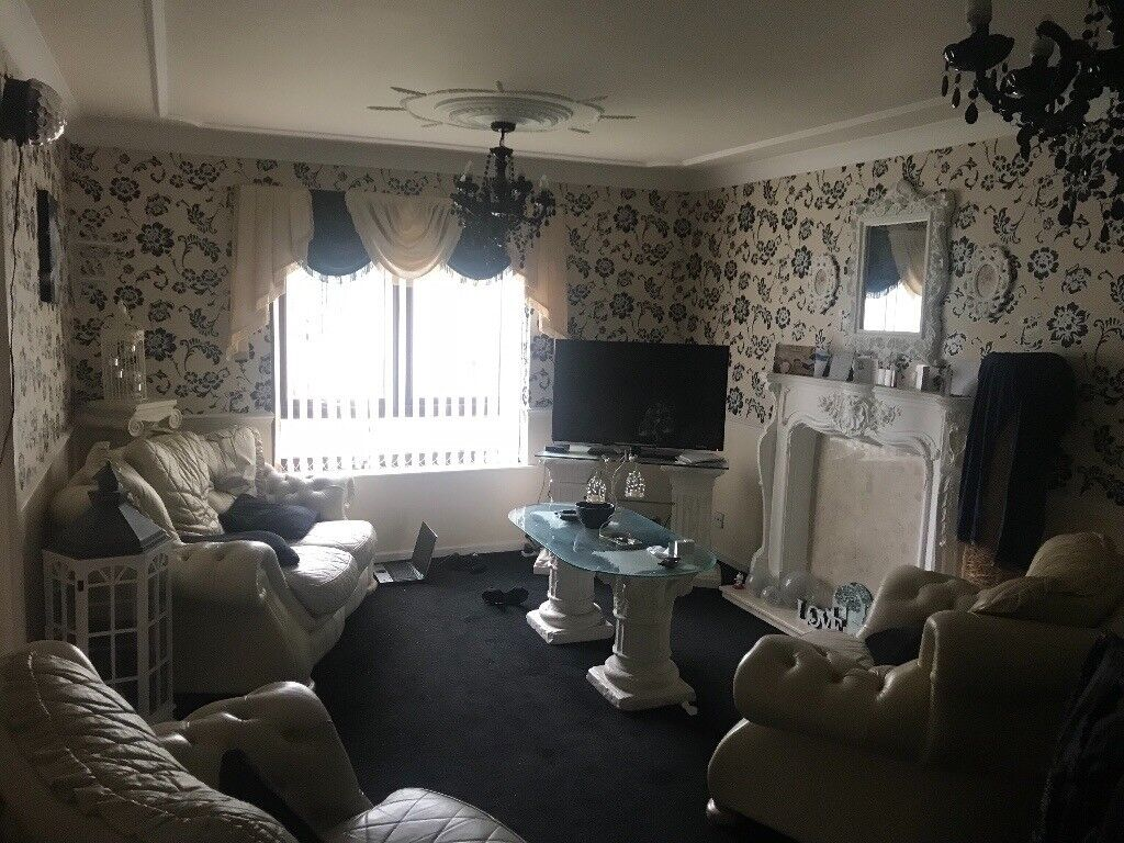FLAT TO RENT FULLY FURNISHED MONDAY TO FRIDAY ONLY