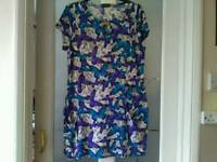 Size 12 tunic dress