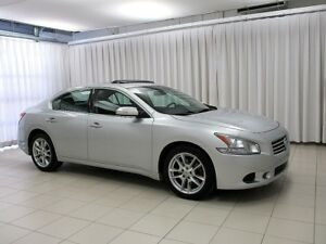 2010 Nissan Maxima SV SEDAN 3.5L V6 w/ Bluetooth, Heated Steerin