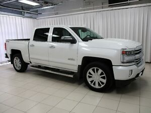 2016 Chevrolet Silverado 1500 IT'S A MUST SEE!! HIGH COUNTRY 4X4