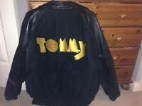 The who's Tommy Tour jacket