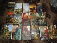 Elizabeth Chadwick paperbacks