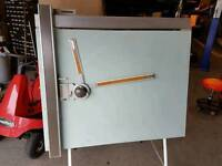 kuhlmann architects drawing table