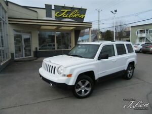 2016 Jeep Patriot Sport/North A/C CUIR 4WD TOIT