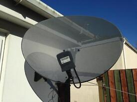 Satellite dish (Sky)