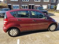 MERCEDES A CLASS A160 CDI DIESEL ONLY 84K MILES IN EXCELLENT CONDITION