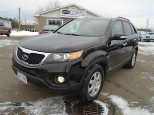 2013 Kia Sorento LX V6 ALL-WHEEL-DRIVE