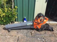 Garden Hoover and trimmer