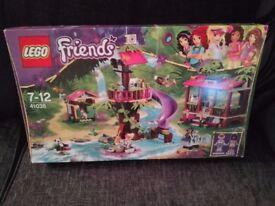 Lego Friends Jungle Rescue 41038