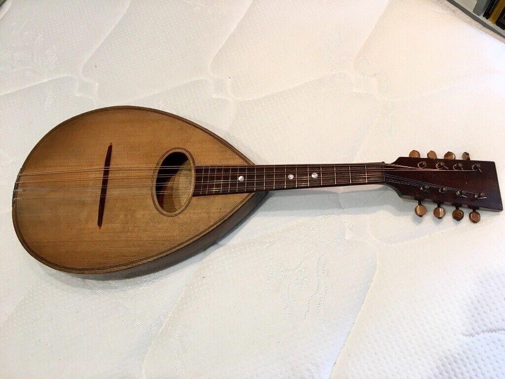 Vintage Mandolin (Recently Restored) | in Waterlooville, Hampshire | Gumtree