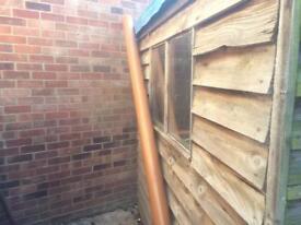 110mm soil / foul / waste pipe