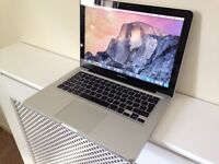 Apple Macbook Pro 13-inch - Excellent condition