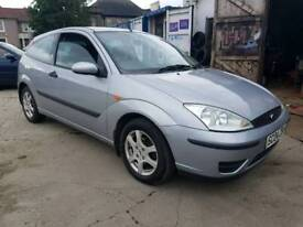 Ford Focus 1.6 Flight 3DR.. 04 Plate
