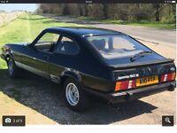 Wanted! Ford Capri mk3