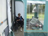 Dorema Hilton Porch Awning - Lovely Condition