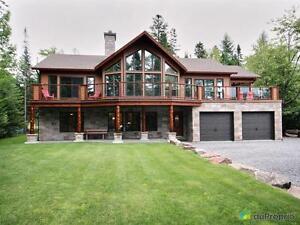 699 999$ - Bi-génération à vendre à Lac-St-Charles