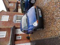 Ford KA Capri Blue 2002