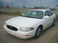 2004 Buick LeSabre Limited-LEATHER HEATED-ABS-TRAC-CONTROL-